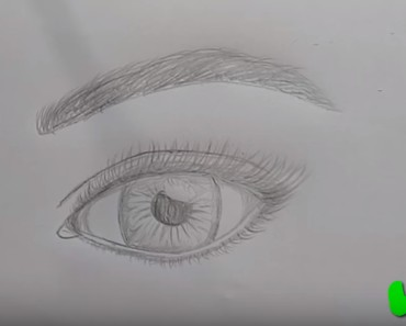 How to Draw Realistic Eyes Easy Step by Step