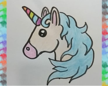 emoji-unicorn-coloring-pages