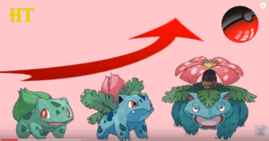 pokemon grown up - Evolve Pokemon drawing - How to draw Evolve Pokemon