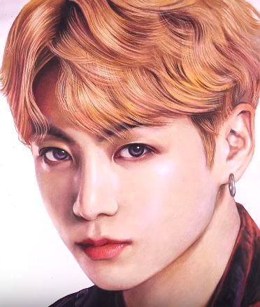 How To Draw Jungkook Bts