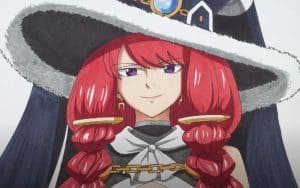 How to Draw Eileen Belserion from Fairy Tail