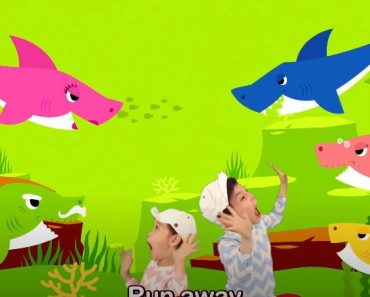 Baby shark doo doo dance video