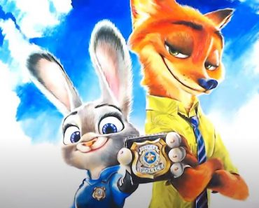 How to draw Judy Hopps & Nick Wilde from Zootopia