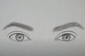 How to Fix Asymmetrical Eyes step by step