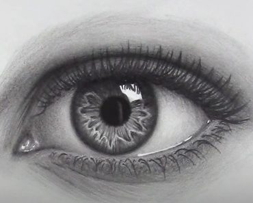 How to draw hyper realistic eyes by pencil