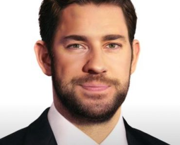 John Krasinski drawing by pencil