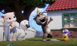 Talking tom and friends full episode 2020