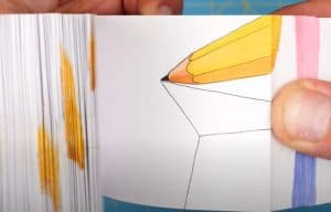 Remaking First Flipbook 30 YEARS LATER - Flipbook Paper