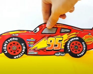 How to Draw Lightning McQueen Step by Step