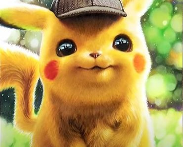 Pokemon Detective Pikachu Drawing with Pencil