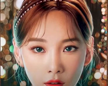 Tae Yeon from GranSaga Drawing with Pencil