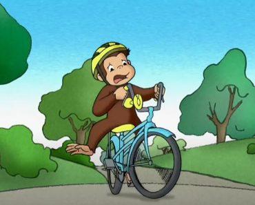 Curious George Maple Monkey Madness - Kids Cartoon