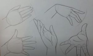 How to Draw Anime Hands Step by Step