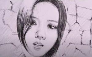 jisoo drawing - Flipbook