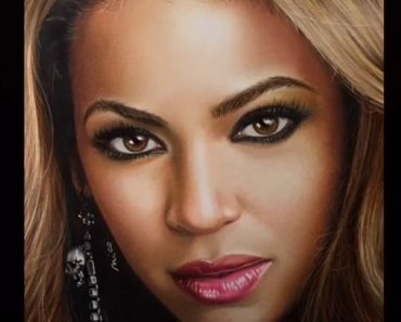 Beyonce Drawing with Pencil - Celebrity Drawing Tutorial