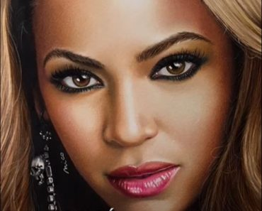 Beyonce Drawing with Pencil - How to draw a beautiful girl step by step