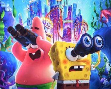 The SpongeBob Movie - Sponge on the Run - Pencil Drawing Tutorial