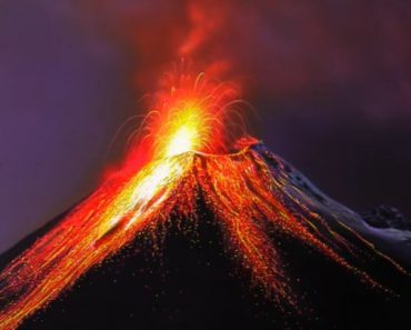 3D Volcano Drawing with Pencil - How to draw a Volcano step by step