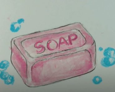 How to Draw a Soap Step by Step