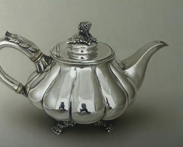 Teapot Drawing with Pencil - How to Draw 3D Art