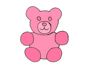 gummy bear drawing