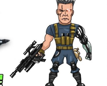 How to Draw Cable Step by Step