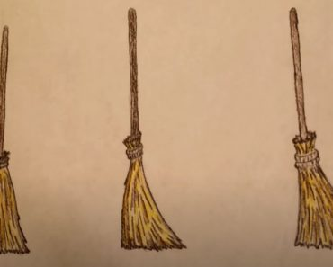 How to Draw a Broom Step by Step