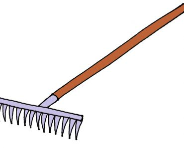 How to Draw a Rake
