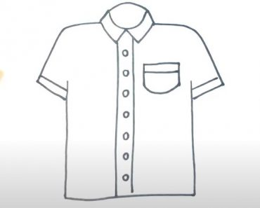 How to Draw a Shirt Step by Step