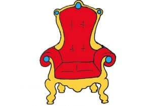 How to Draw an Armchair Step by Step