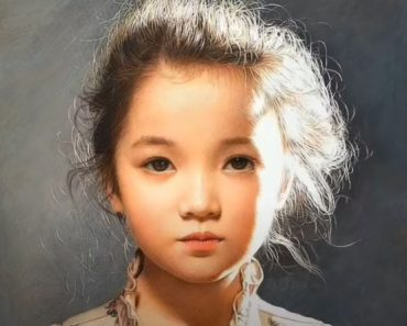 How to draw hyper realistic - Cute Girl Drawing