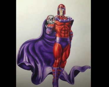 How to draw magneto