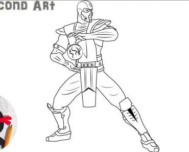 How to draw sub zero
